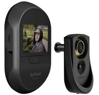 brinno door ringer system camera