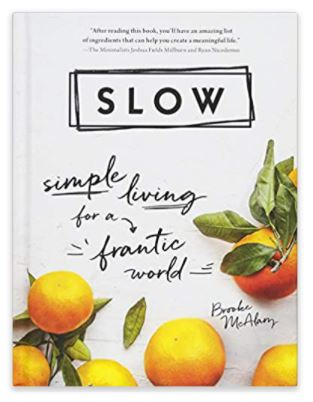 slow simple living