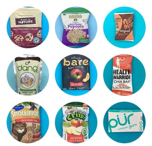 healthy me snack boxes