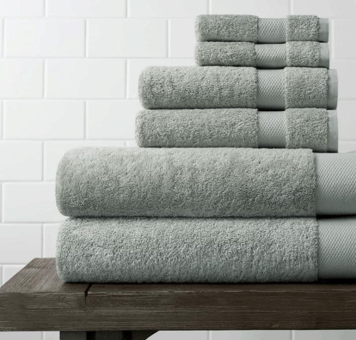 Boll and Branch: Plush Bath Sheet