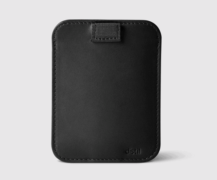 Distil Union Wally Sleeve Genuine Leather Wallet