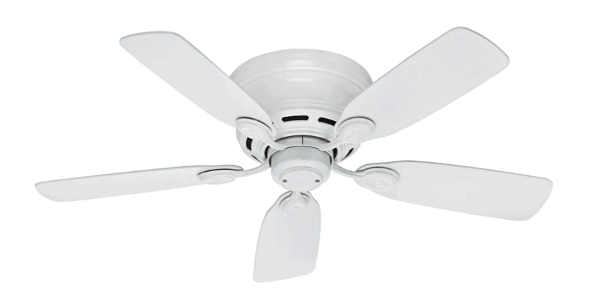 HUNTER Indoor Low Profile IV Ceiling Fan