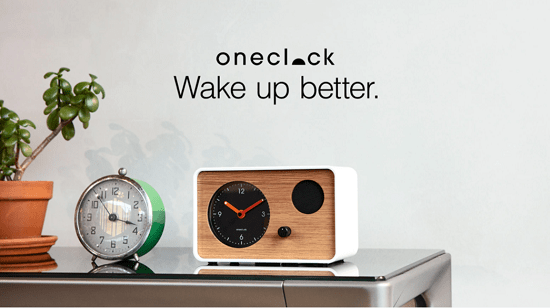 wake up better with oneclock