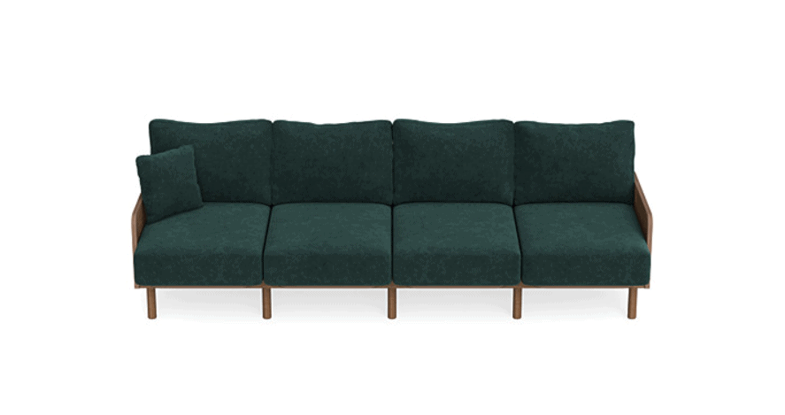 Aero 4-seater sofa