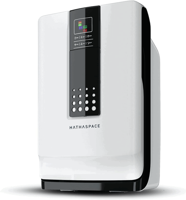 HATHASPACE Smart True HEPA Air Purifier for Home