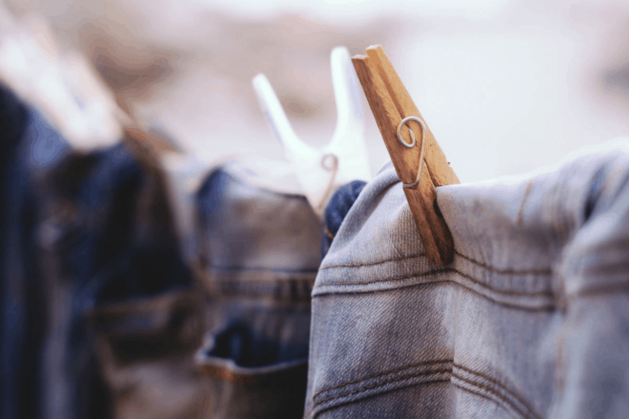 Hang Up Your Clothes To Dry