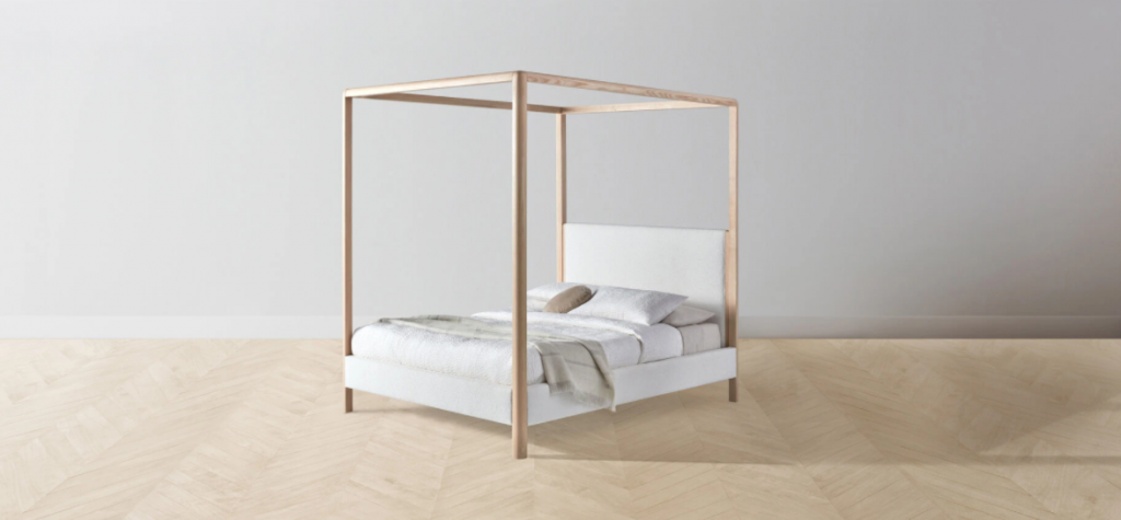 The Thompson Canopy Bed