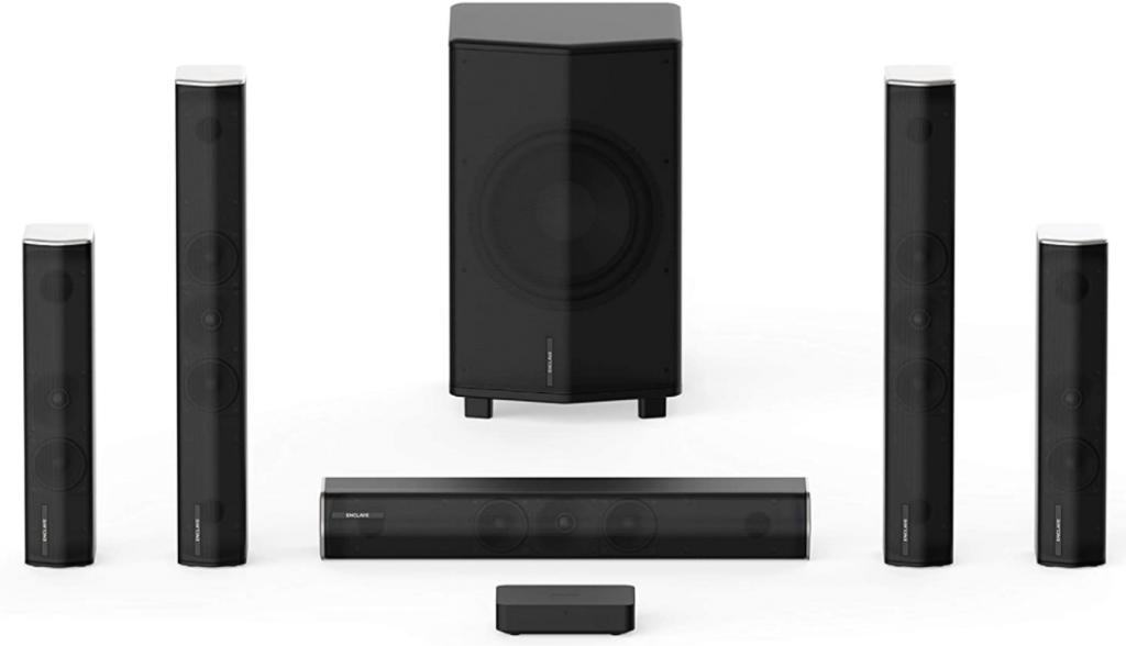 Best Home Theatre Systems Brands Enclave CineHome Pro